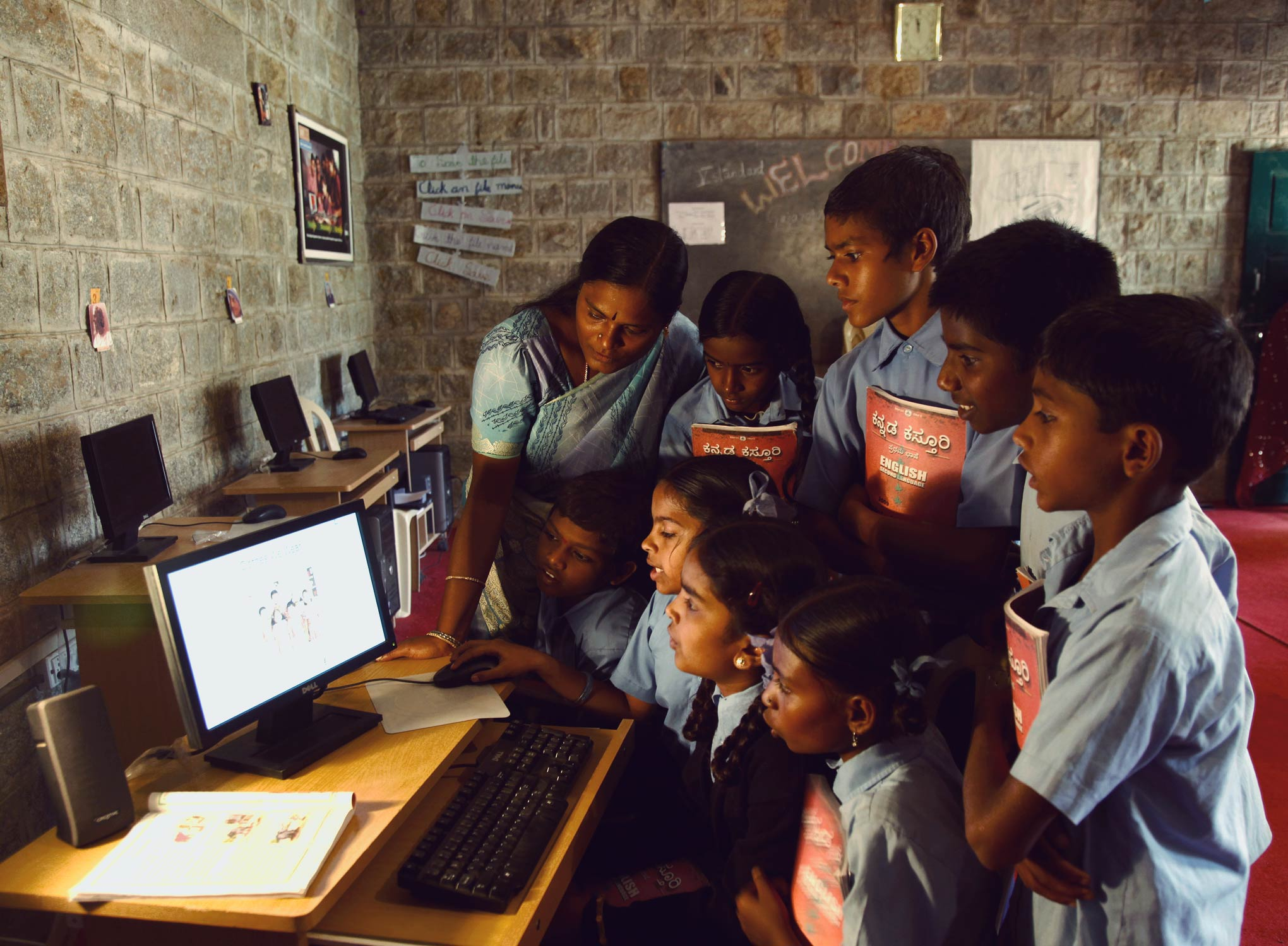 E-Education & Access To Information In Lockdown: Digital Divide