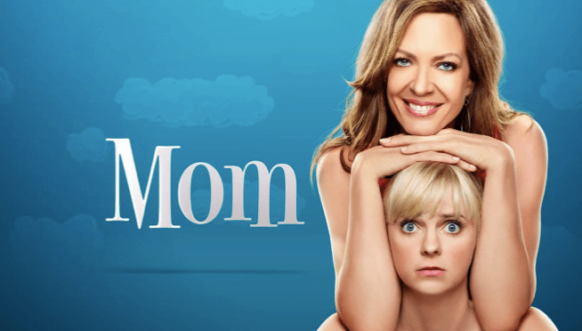 mom wallpaper - binge-able sitcoms