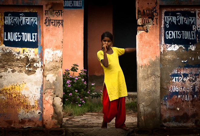 The Right To Pee: The Gender And Caste Privileges Of Urination