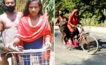 Romanticising Poverty: The Story Of Jyoti Kumari, Who Cycled Home