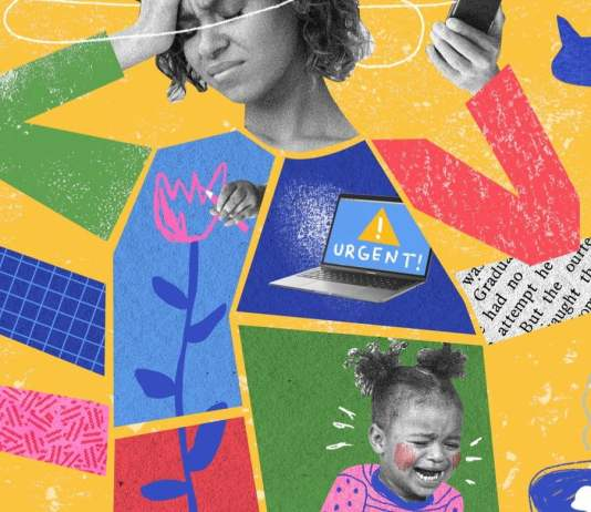 Digital School Reopening: Technology's Added Burden For Mothers
