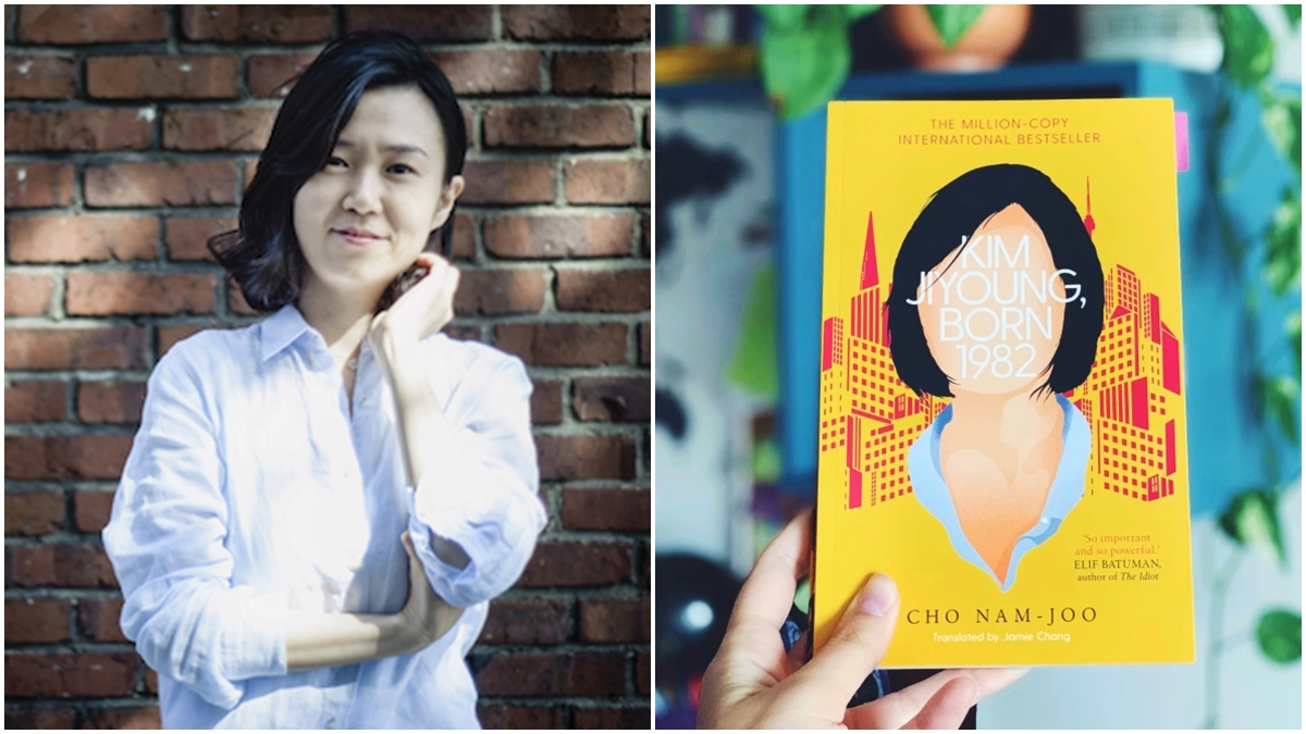 Book Review: Kim Jiyoung, Born 1982 by Cho Nam-Joo