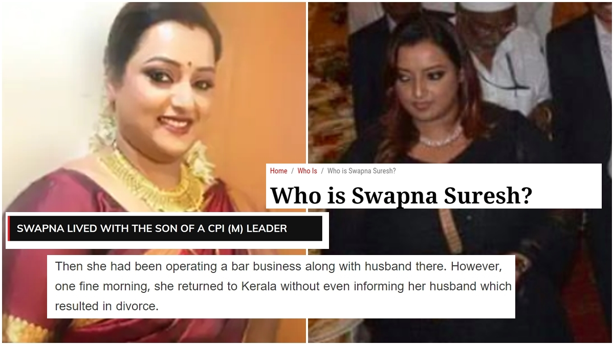 Swapna Suresh: When Women Become Prime Suspects, Media Trials And Objectification Follow