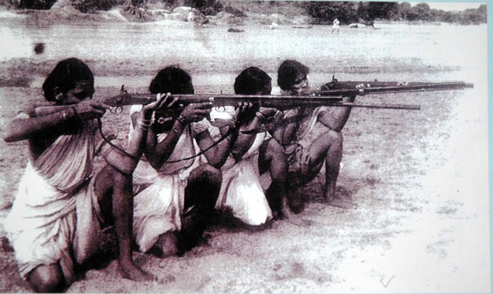 Women And Armed Revolution: The Telangana Peoples' Struggle (1946-51)