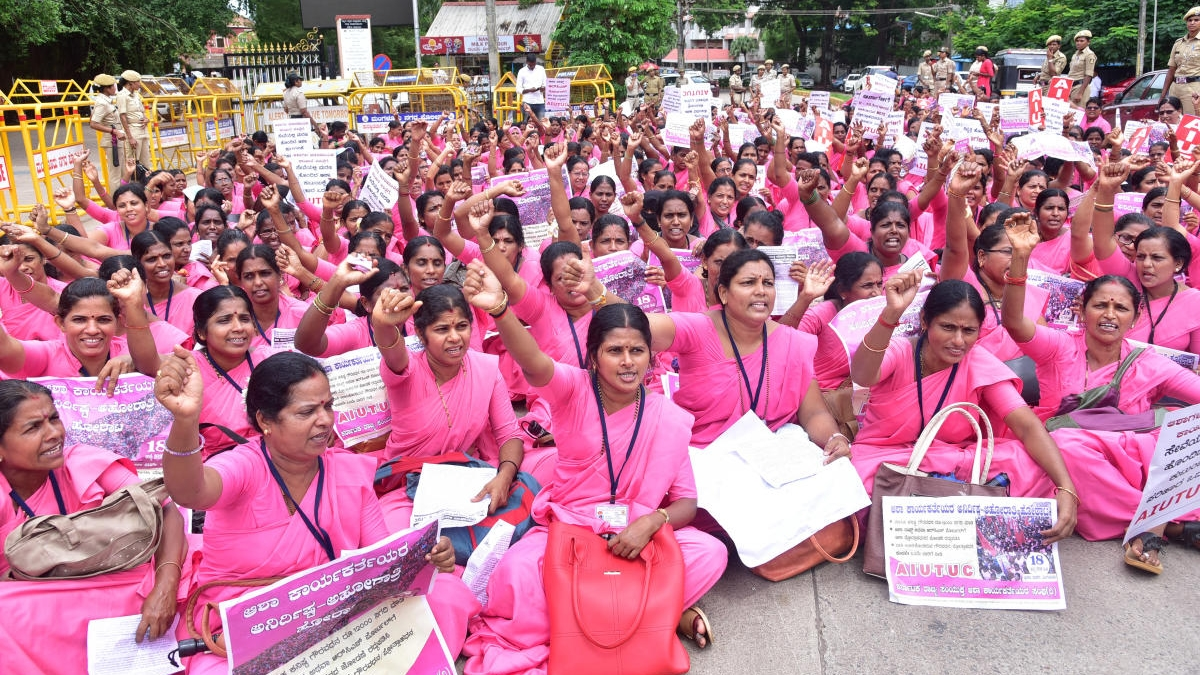 Why Are The ASHA Workers Unhappy?