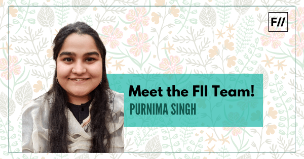 Purnima Singh: Resident Cat-Video Enthusiast and Meme Collector | #MeetTheFIITeam