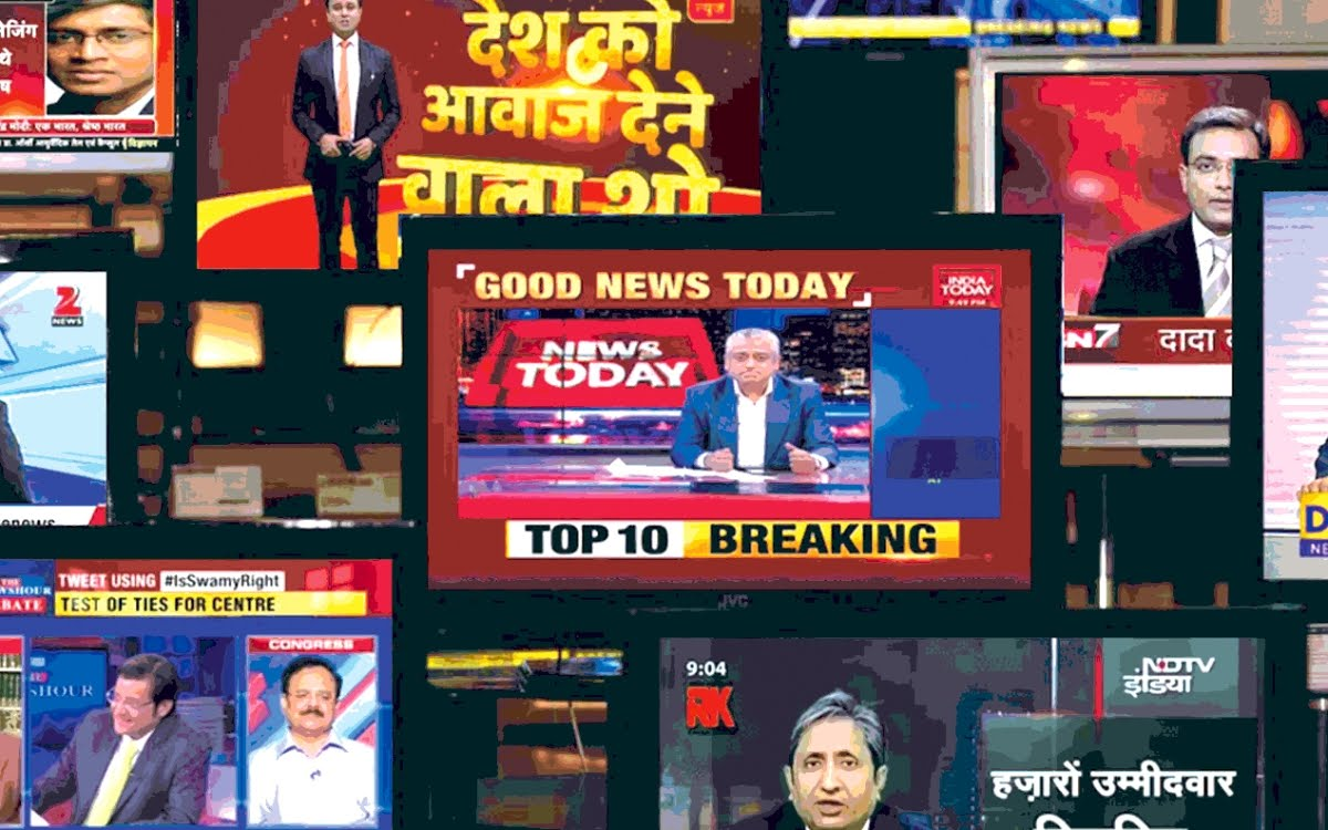 Social Exclusion In Indian News Media: Why Are Leadership Positions Limited To Savarna-Cis-Men?