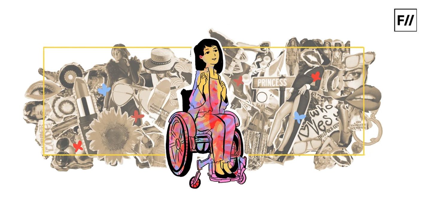 How I Learnt To Take Up Space As A Disabled Individual: A Beginner's Guide