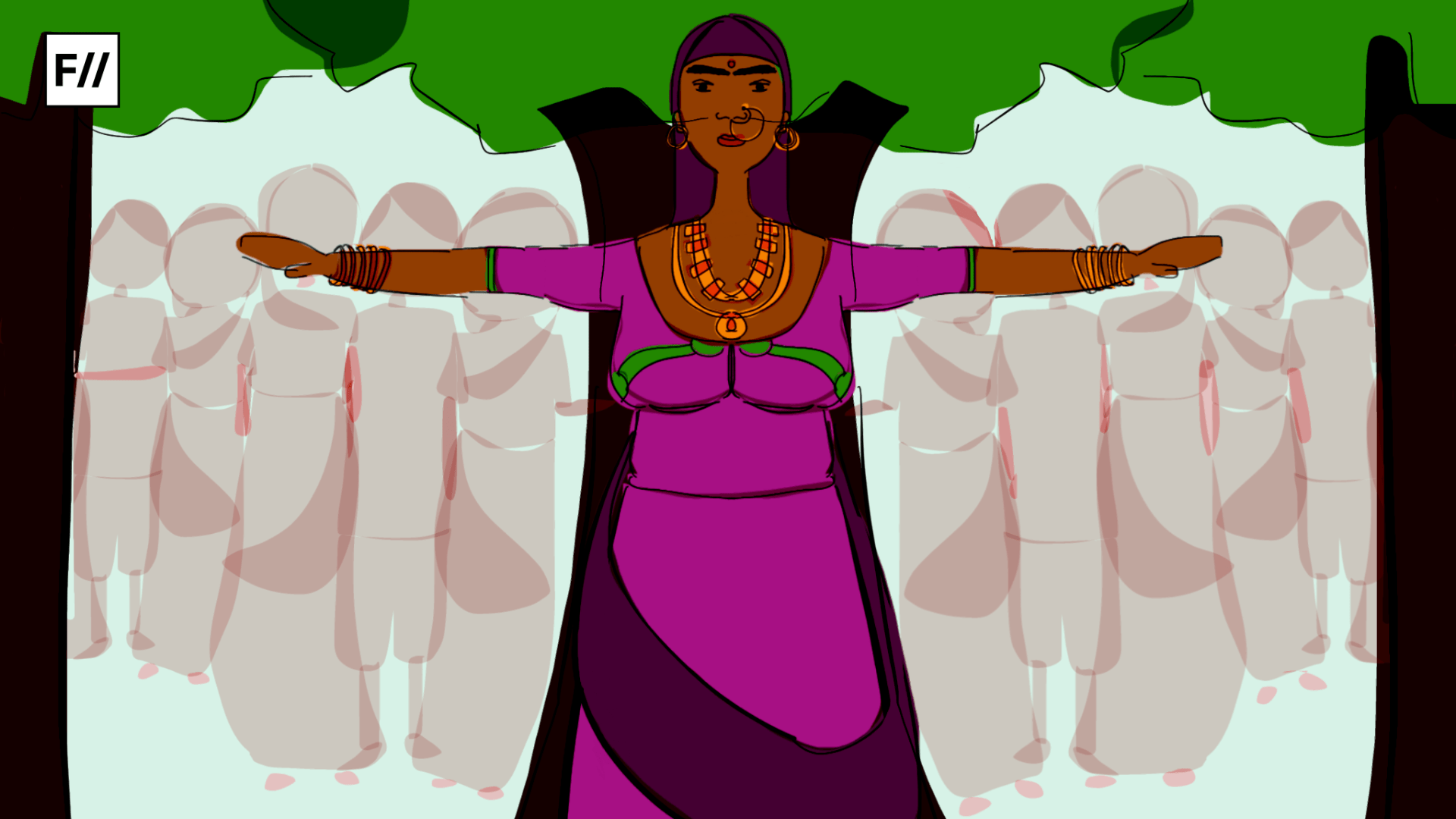 When Amrita Devi And 362 Bishnois Sacrificed Their Lives For The Khejri Tree