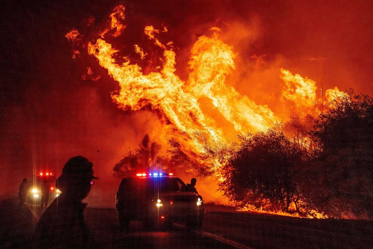 California Wildfires: How Heatwaves Are A Human Rights & Climate Change Issue
