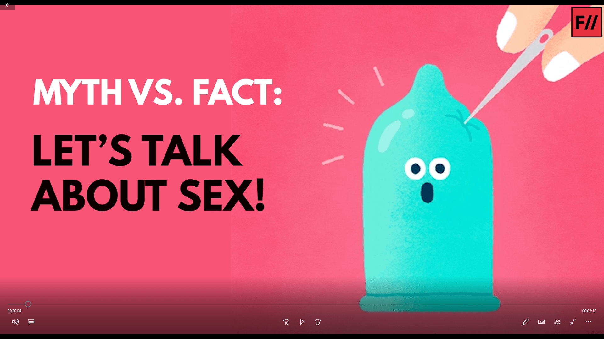 Video: Mythbusting Around Sex And Sexuality!