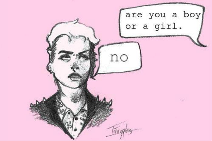 Do Gender Non-Conforming People Have A Place In Dating Apps?