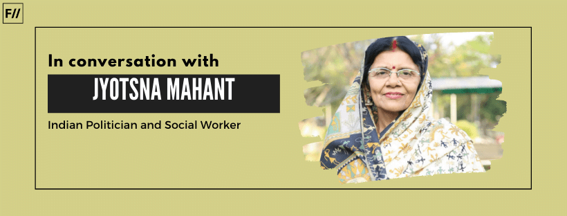 'Reluctant Politician; Forever Social Worker'—Congress' MP From Chattisgarh Jyotsna Mahant