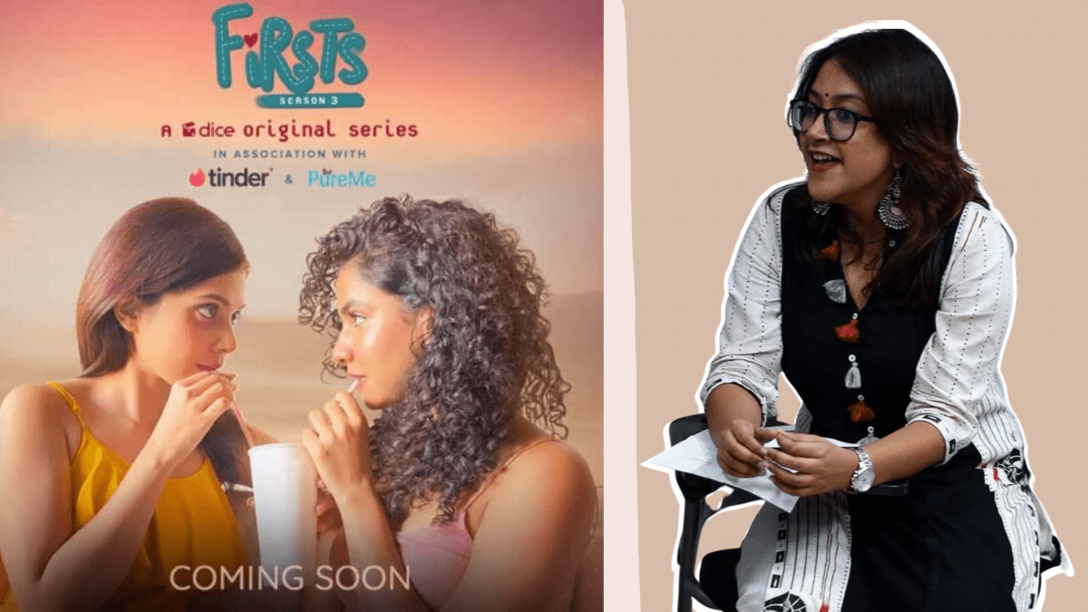 In Conversation With Sulagna Chatterjee: Screenwriter And The Maker Of 'Firsts' Season 3