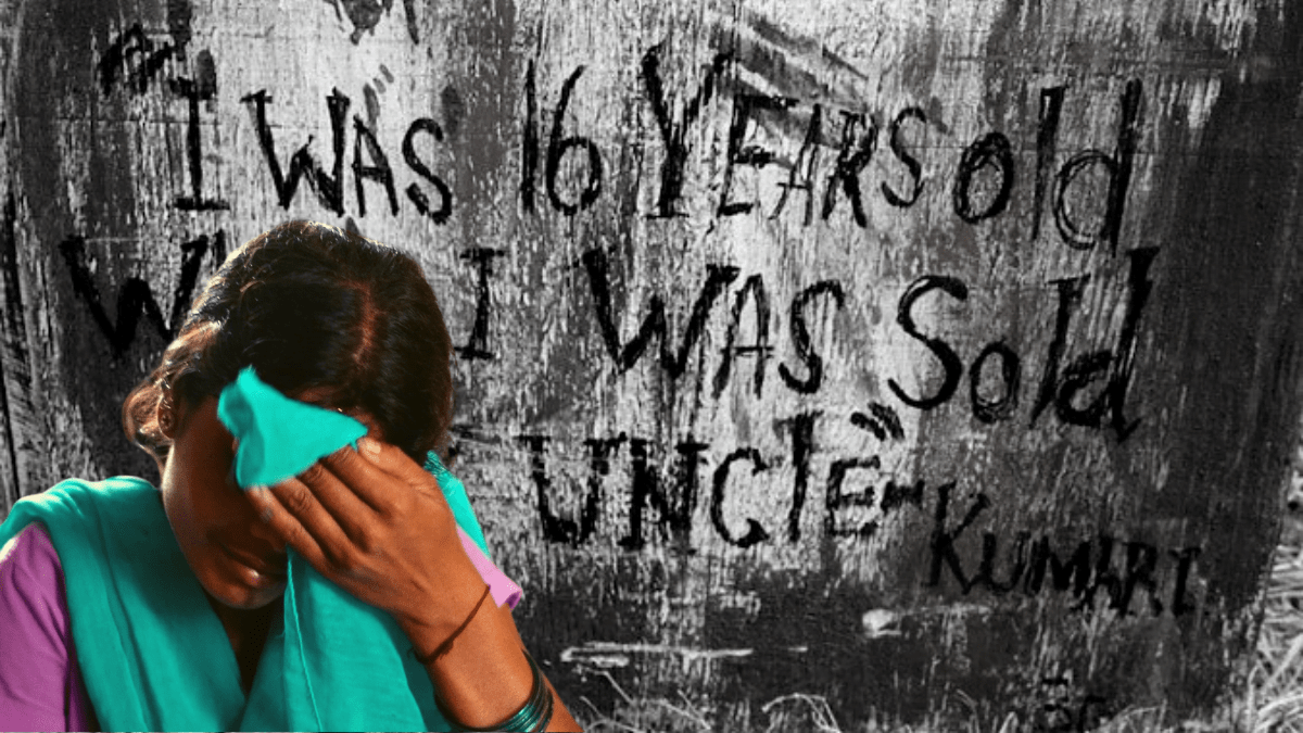 We Don't Need Heroes—Narratives Around Human Trafficking Survivors