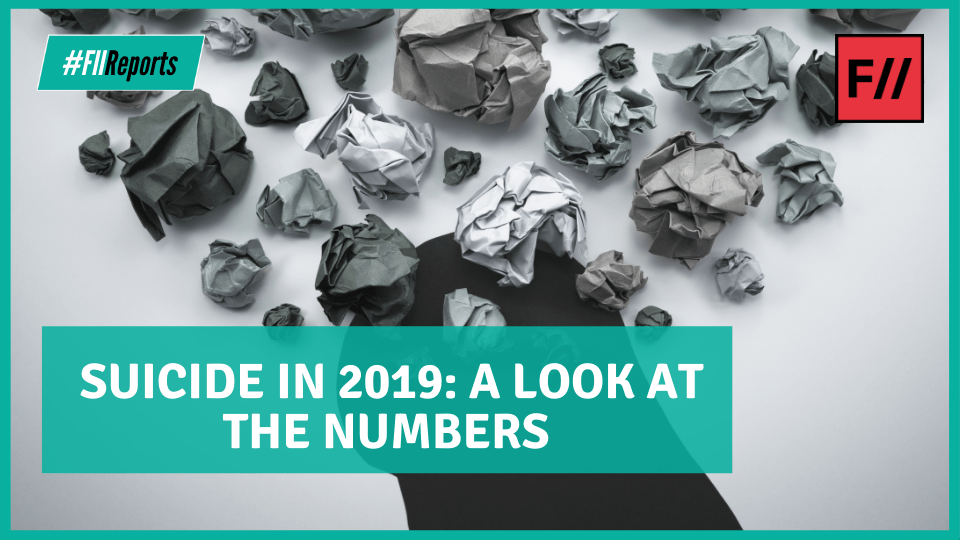 Video: Suicide In 2019—A Look At The Numbers
