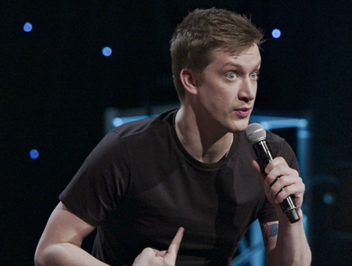 Review: Daniel Sloss & His 'X' On Narratives Around #NotAllMen, #MeToo, Pedophilia & More