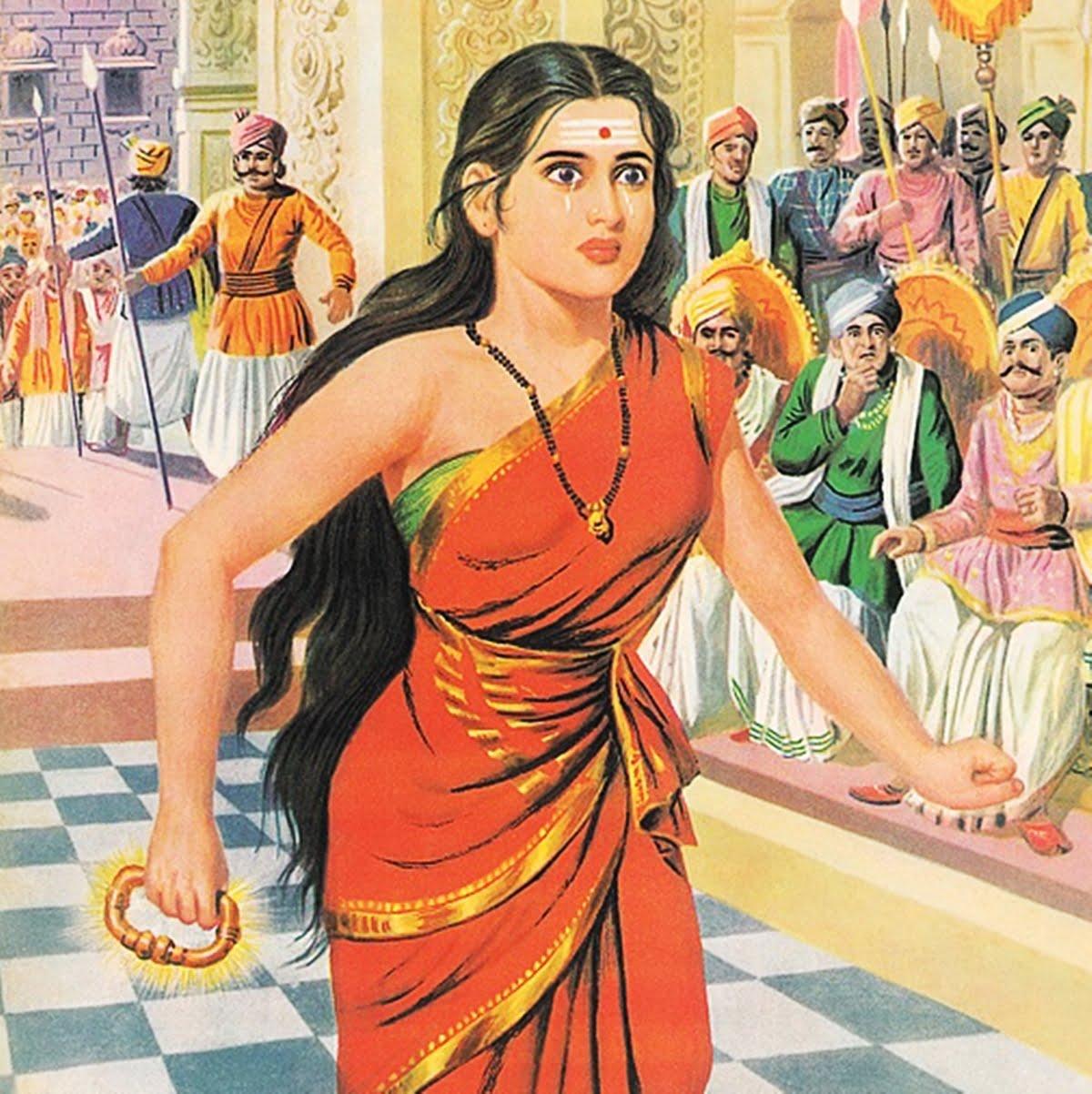 Cilappatikaram And The Idea Of Chastity Embodied By Kannaki