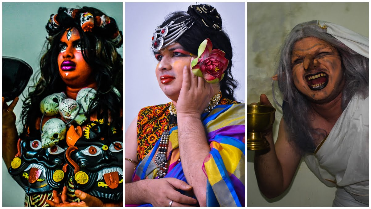 Photo Essay: Celebrating Dasa Mahavidya Through Drag And Inclusive Imagery