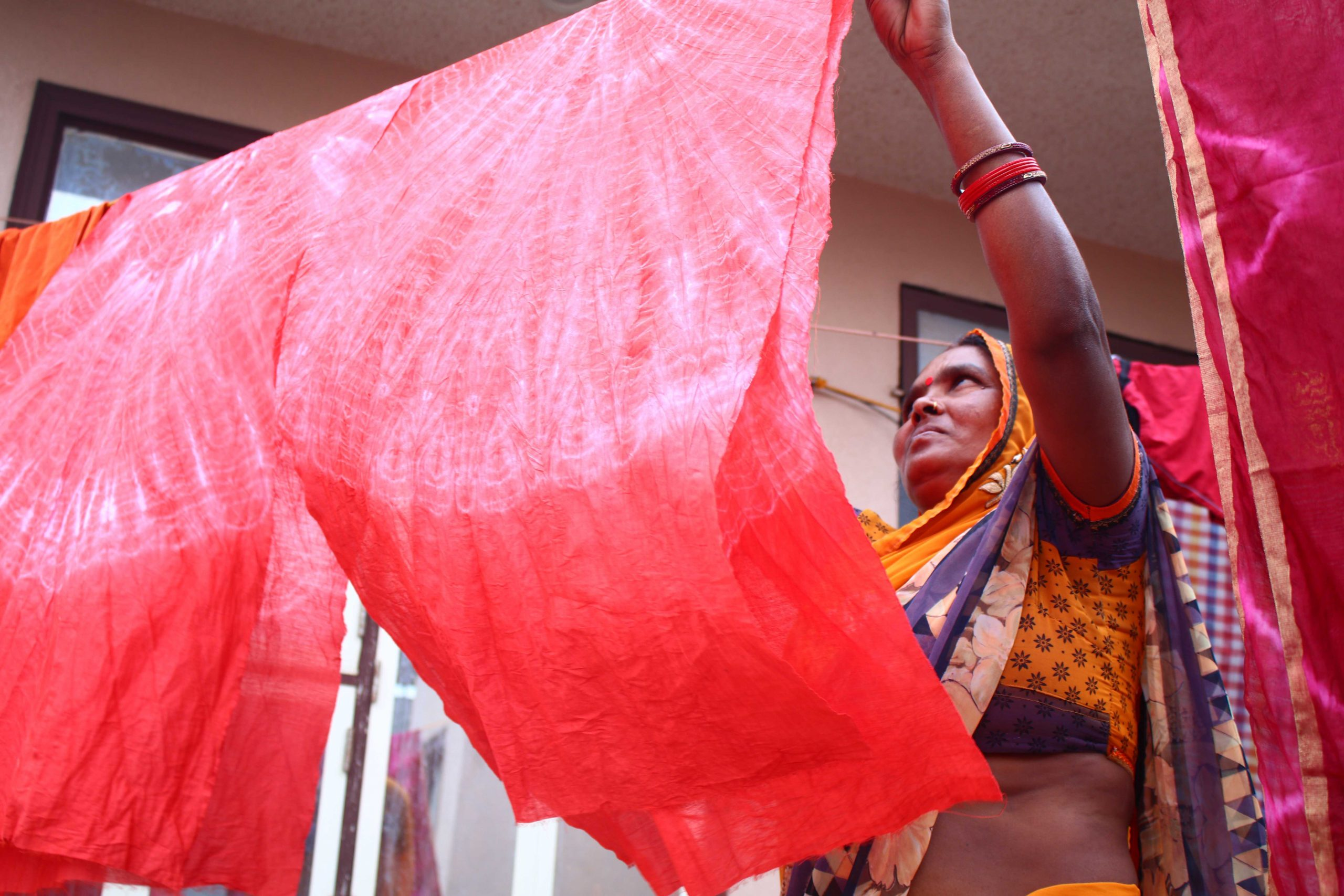Khushiyon Ki Dor: A Project Of Hope For Migrant Women Workers