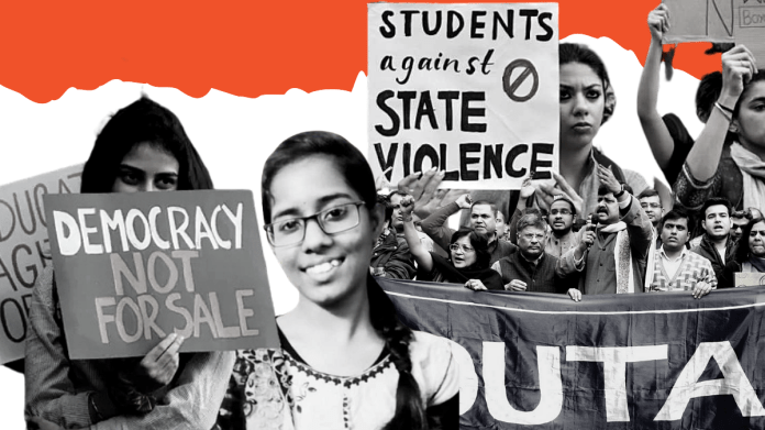 5 Campus Movements In 2020 That Shook Fascist Forces In India
