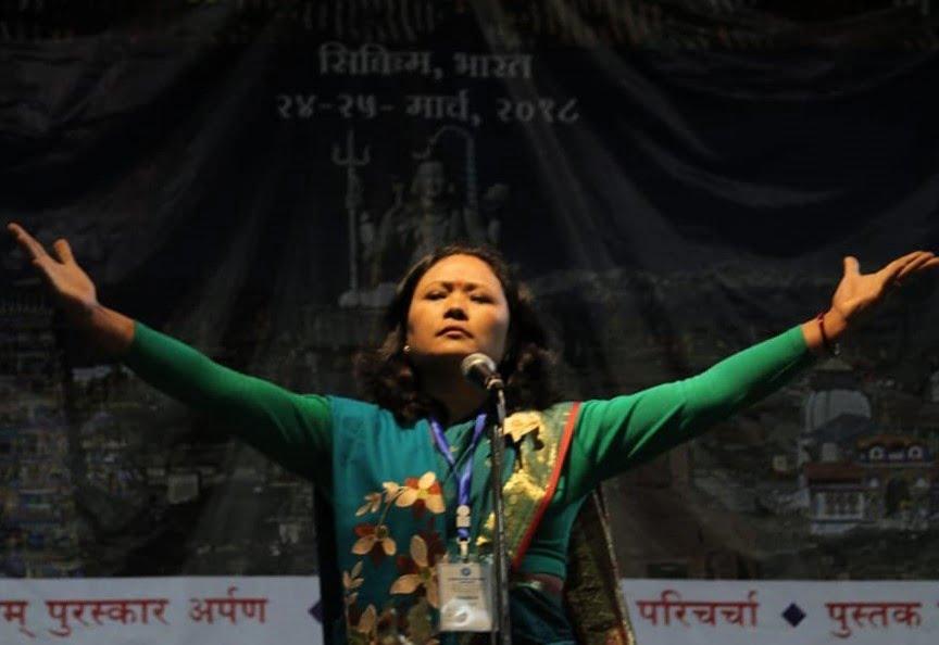 Pavitra Lama, Avisangi Kavita, Indian-Nepali Poetry, Darjeeling