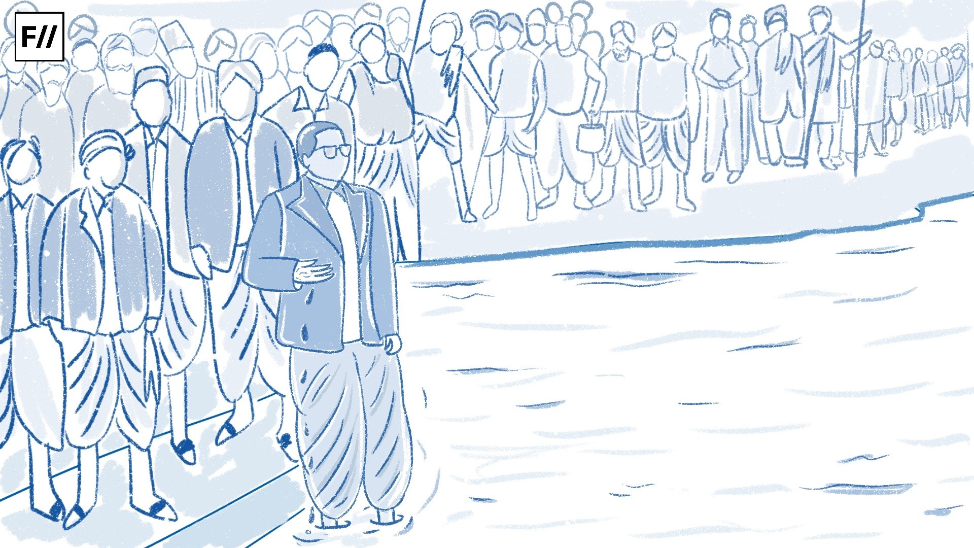 The Significance Of Mahad Satyagraha: Ambedkar's Protest March To Claim Public Water