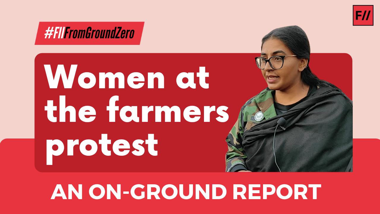 Video: Woman Farmer At Tikri Border Explains Why The Farm Bills Do Not Benefit Farmers