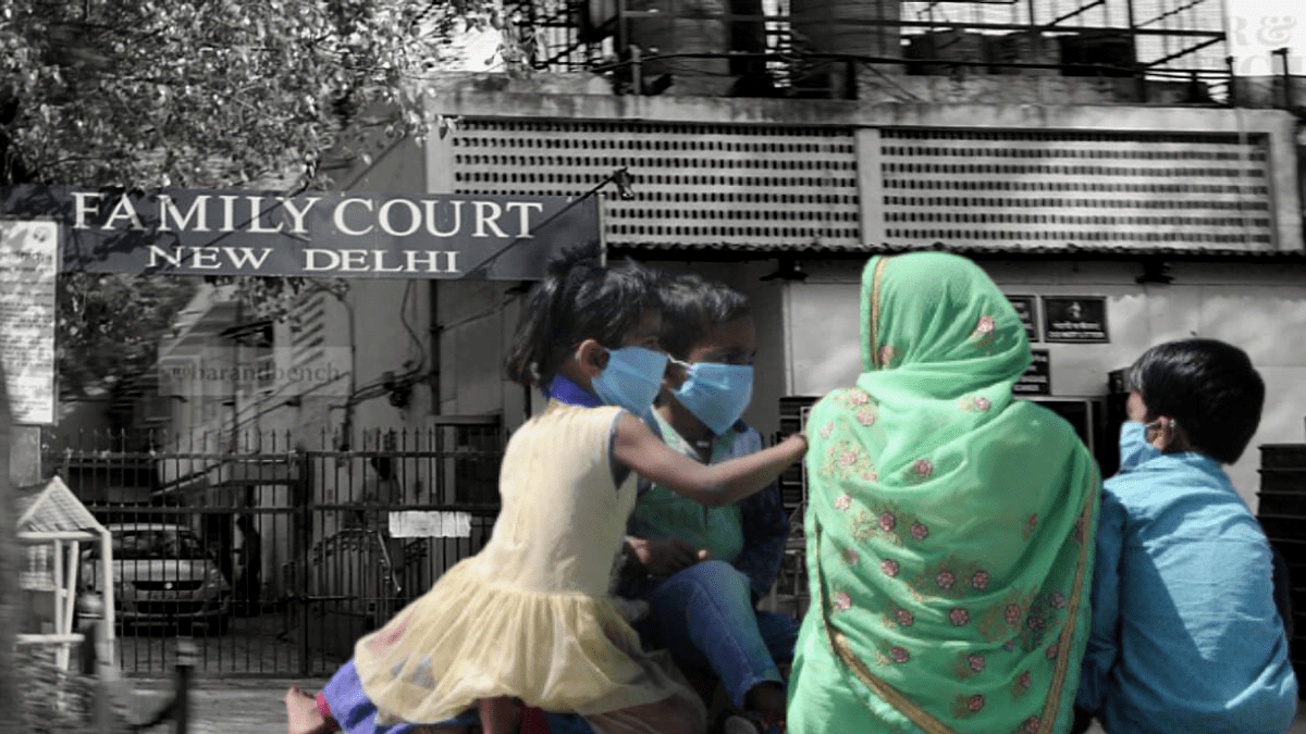 'Didn't Receive Alimony Or Wages': Women Voices In Family Courts During The Pandemic