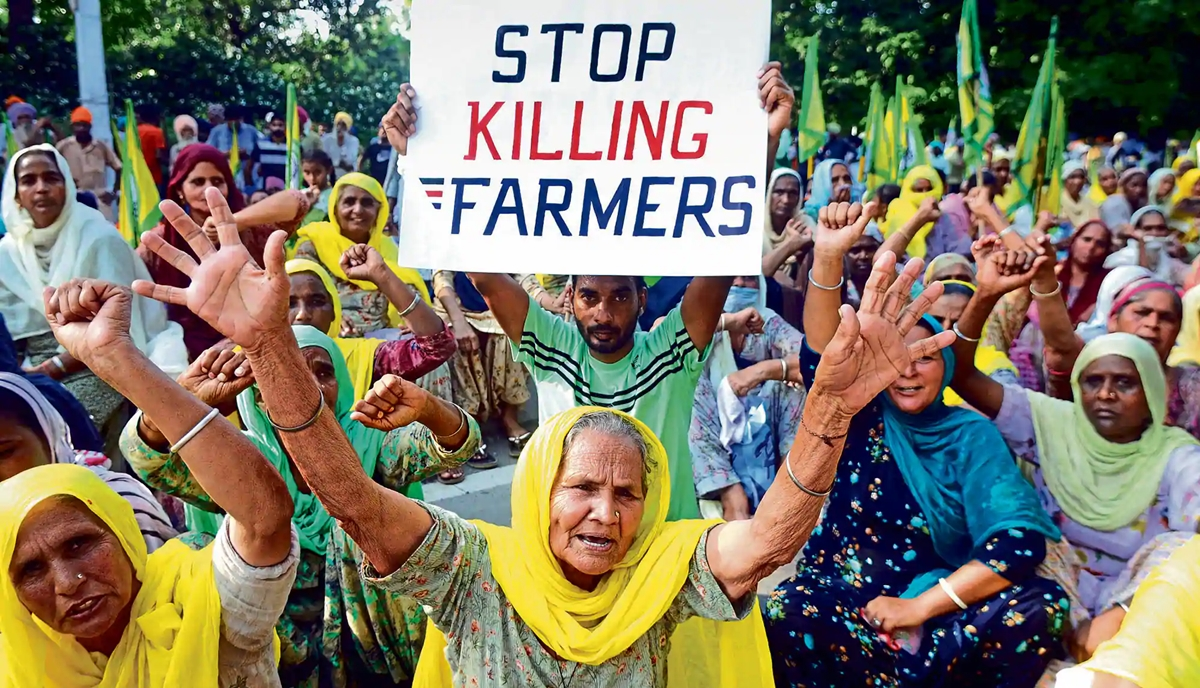 Women & The Farmers' Protests: Intersectional Politics & Dissent