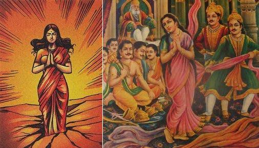 Women in Hindu mythology
