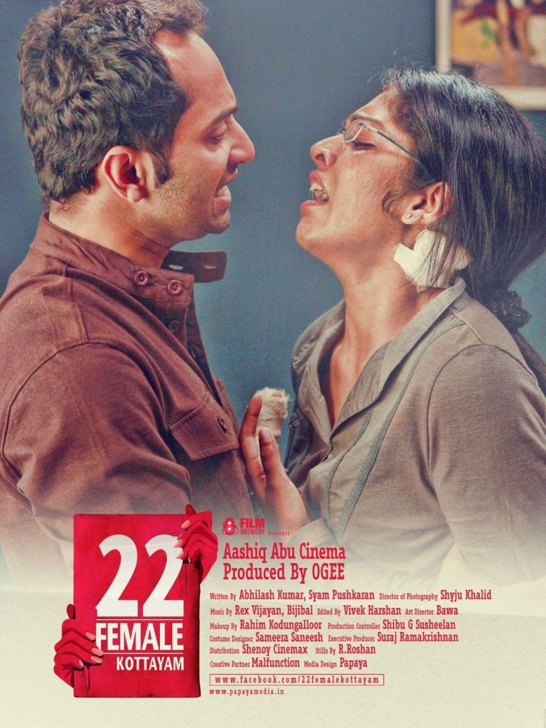 Film Review: 22 Female Kottayam Is More Violence And Less Justice