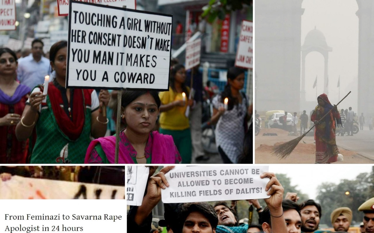 From The Ramayana To Everyday Life: For Savarnas, Violence Is A Way Of Life