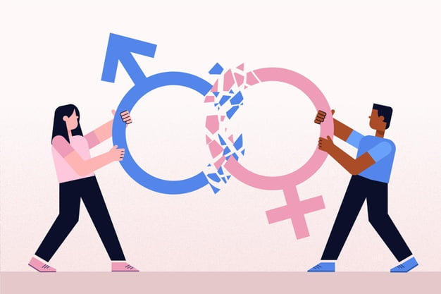 Is Being A Woman Or Man At Odds With Being Human?