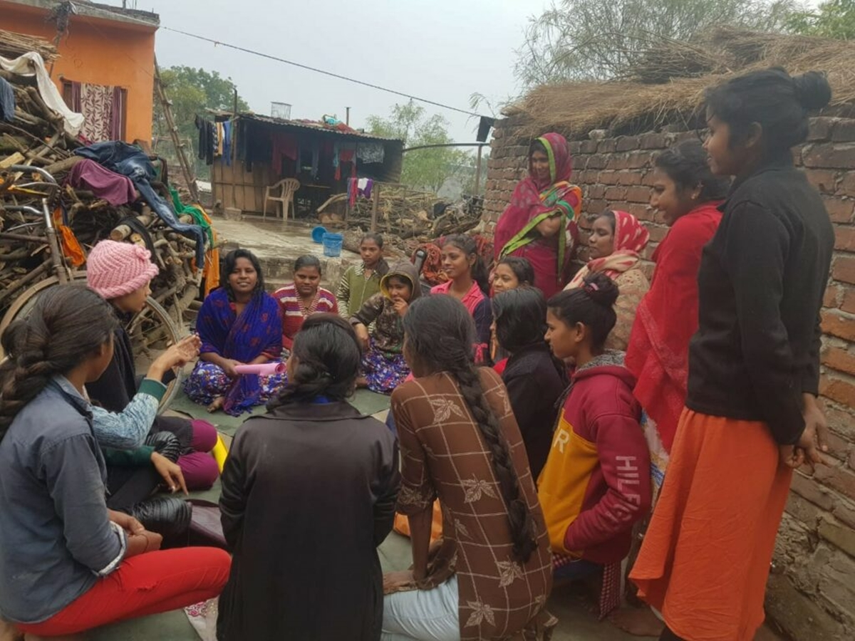 How Young Women In Uttar Pradesh Are Amplifying Menstrual Hygiene Issues Against All Odds
