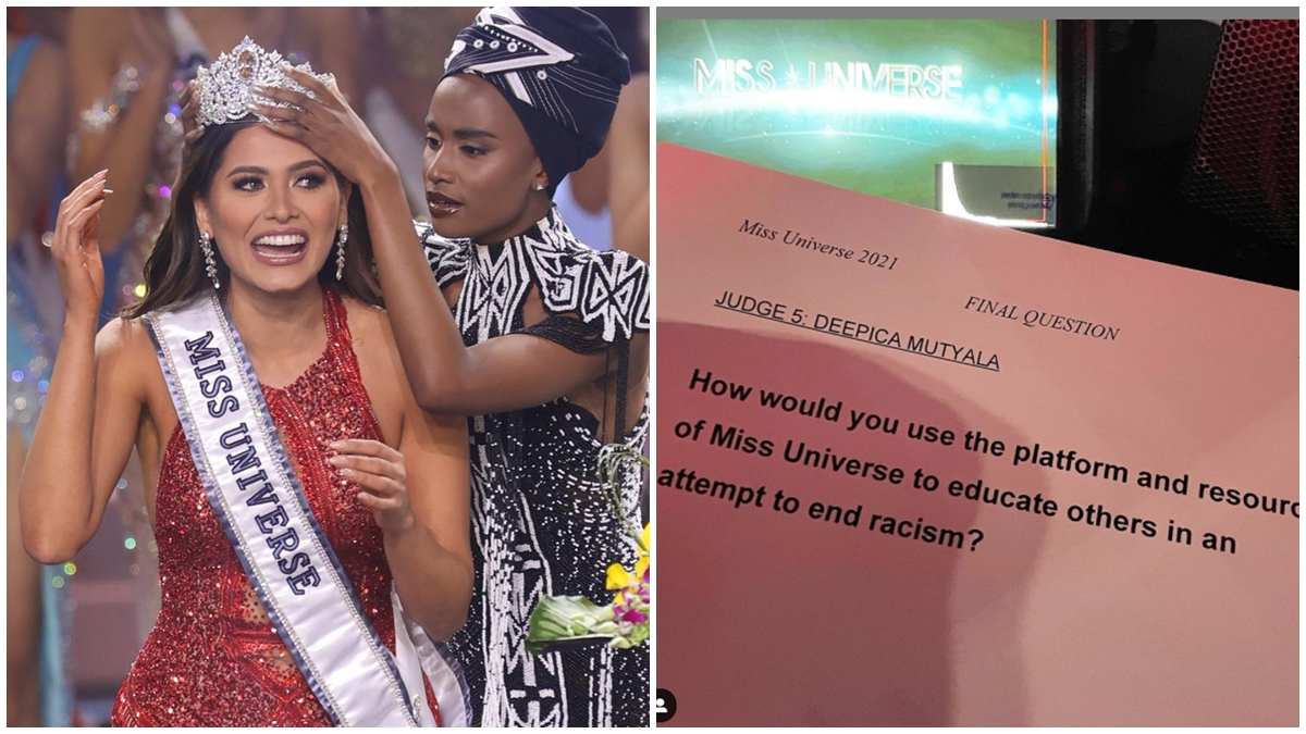 Miss Universe 2021 Misogyny Offers Anti-Racist Allyship