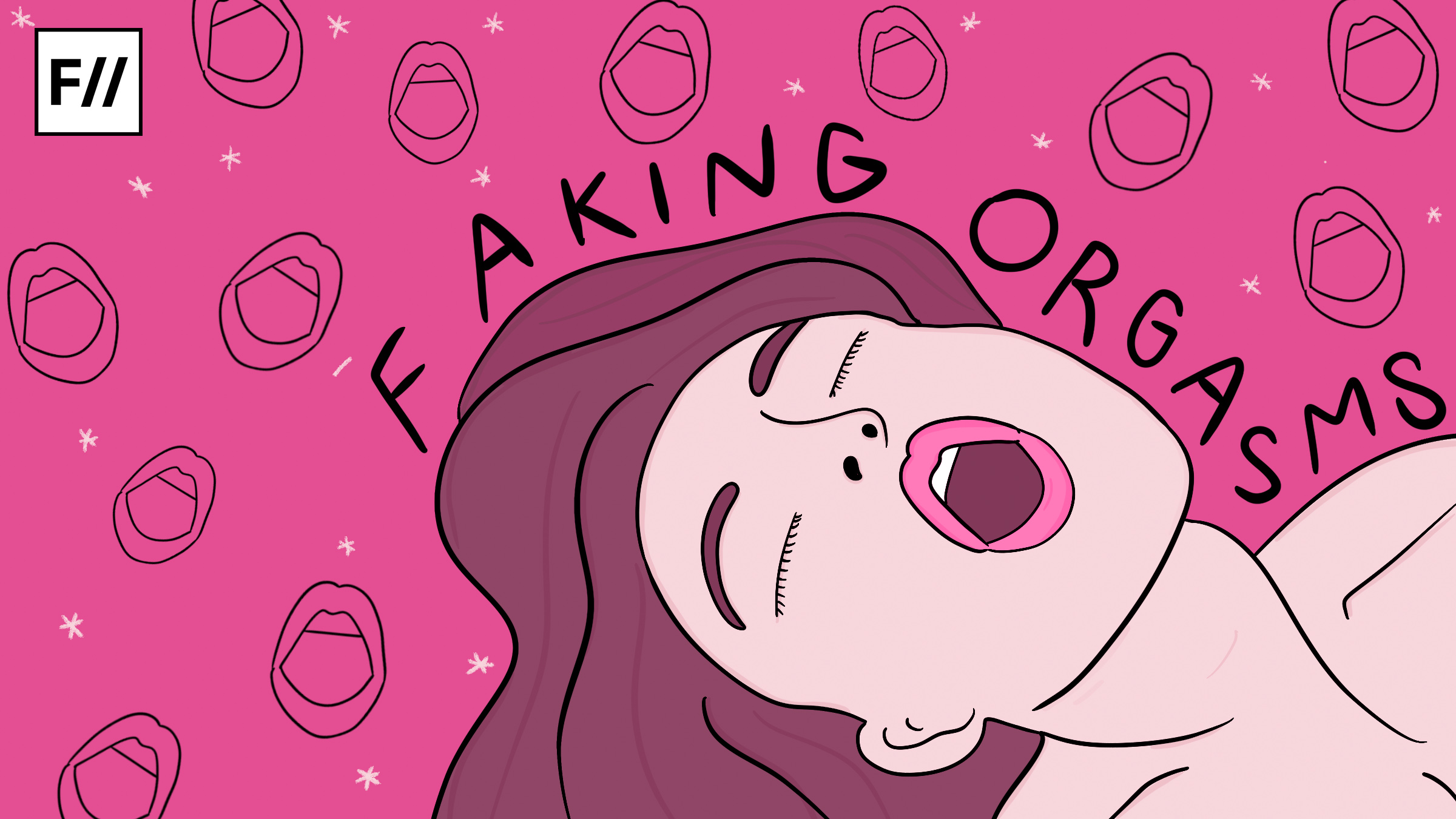 Can The Art Of Faking Orgasms Be Theorised?
