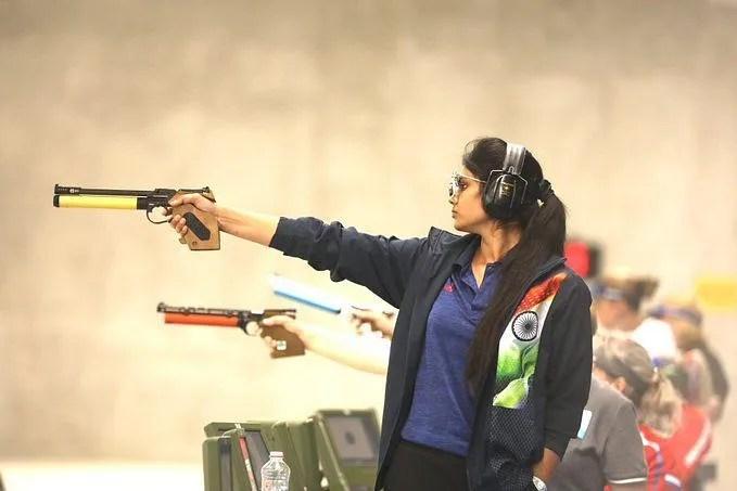 Shooter Rubina Francis
