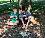 Summer Reading Scavenger Hunt