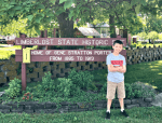 Bookish Travels: Limberlost State Historic Site in Geneva, Indiana