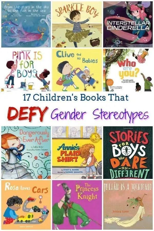 17 Children's Books About Gender