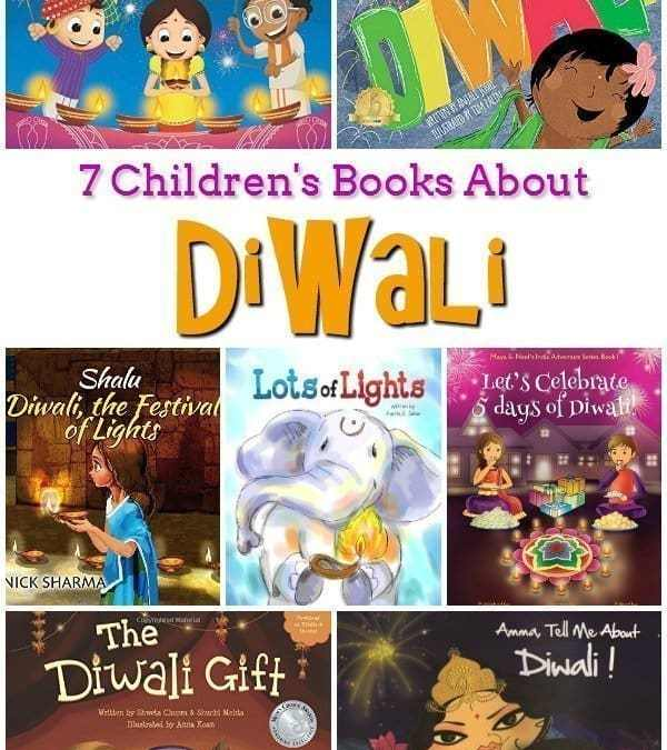 12 Diwali Books for Children
