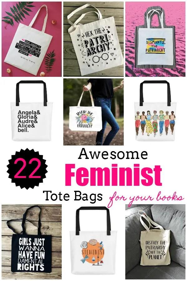 Feminist Tote Bags
