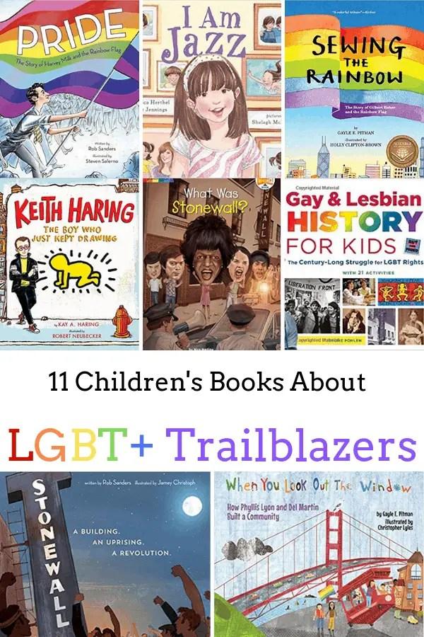 LGBT History Books