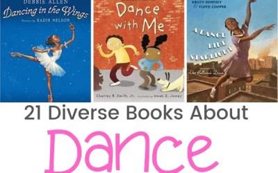 21 Diverse Books About Dance