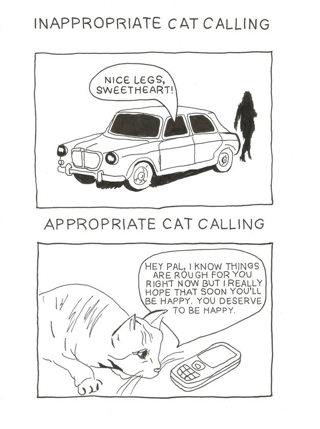 Inappropriate vs Appropriate