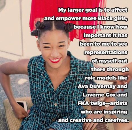 My Larger Goal
