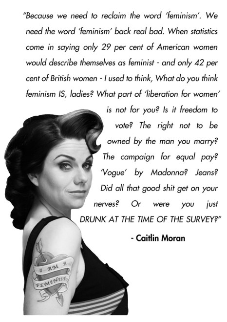 The Word Feminism