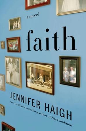 Book cover: Faith by Jennifer Haigh