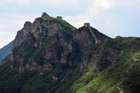 Gubeikou Great Wall, China